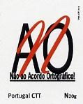 Iniciativa Legislativa de Cidadãos contra o Acordo Ortográfico (site original até 2015).