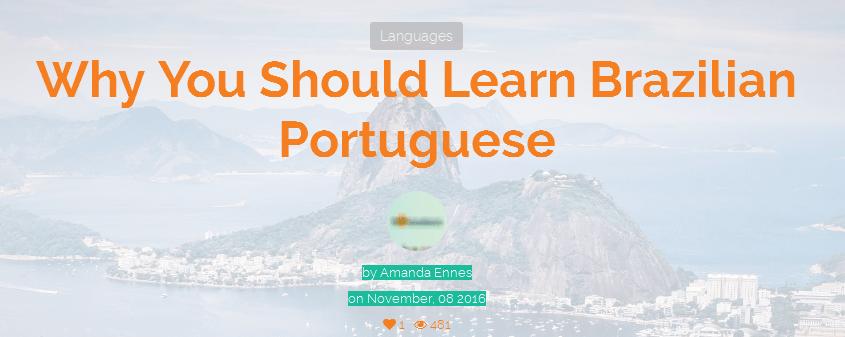 learnbrazilianportuguese
