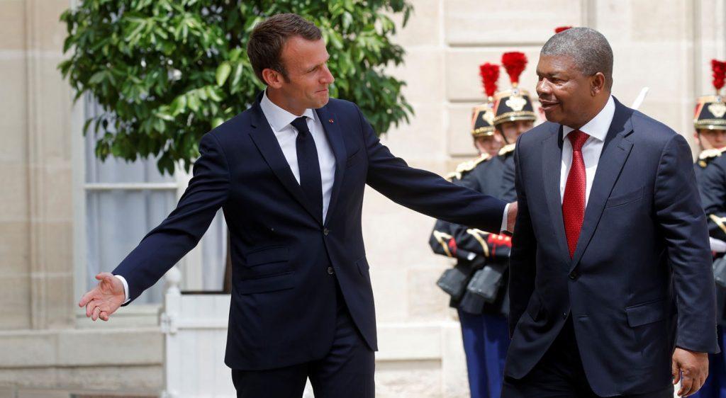 Angola quer acesso à comunidade dos países de língua francesa. (RTP)