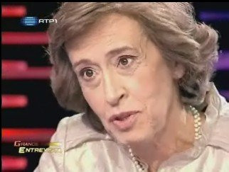 Grande Entrevista com Manuela Ferreira Leite