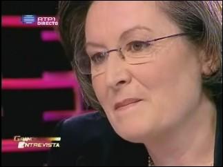 Grande Entrevista com Maria de Lurdes Rodrigues