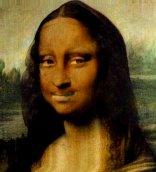Ebony Mona Lisa