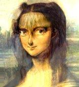 Mona Lisa Hentai Manga