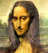 Mona Lisa, versão El Greco