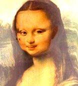 baby Mona Lisa