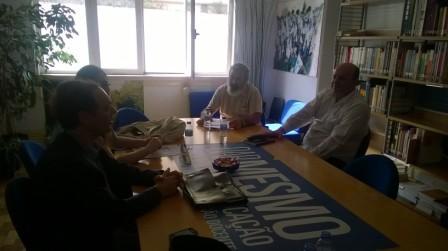 Reunião com a FENPROF (21.10.14)