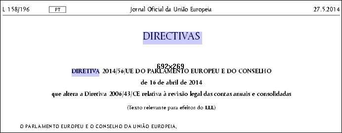 diretiva_directivas