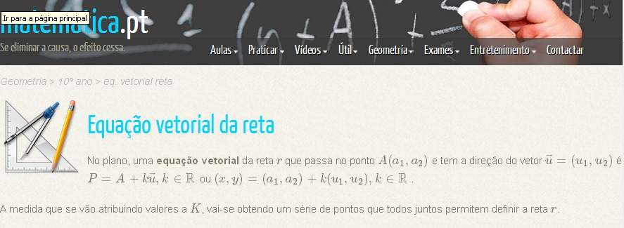 vetor_vetorial_reta